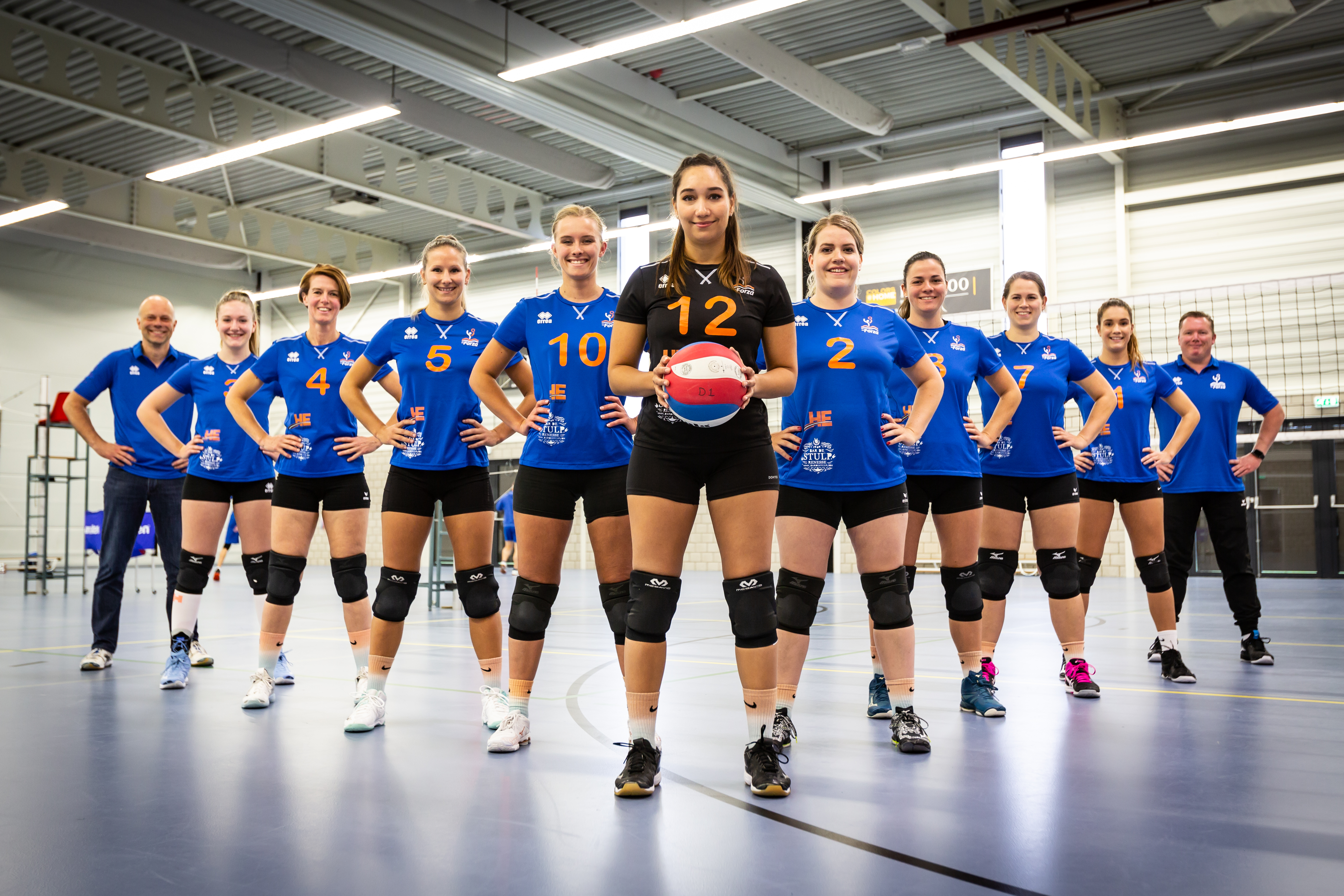 Volleybalvereniging Forza Schouwen Duiveland Dames 1