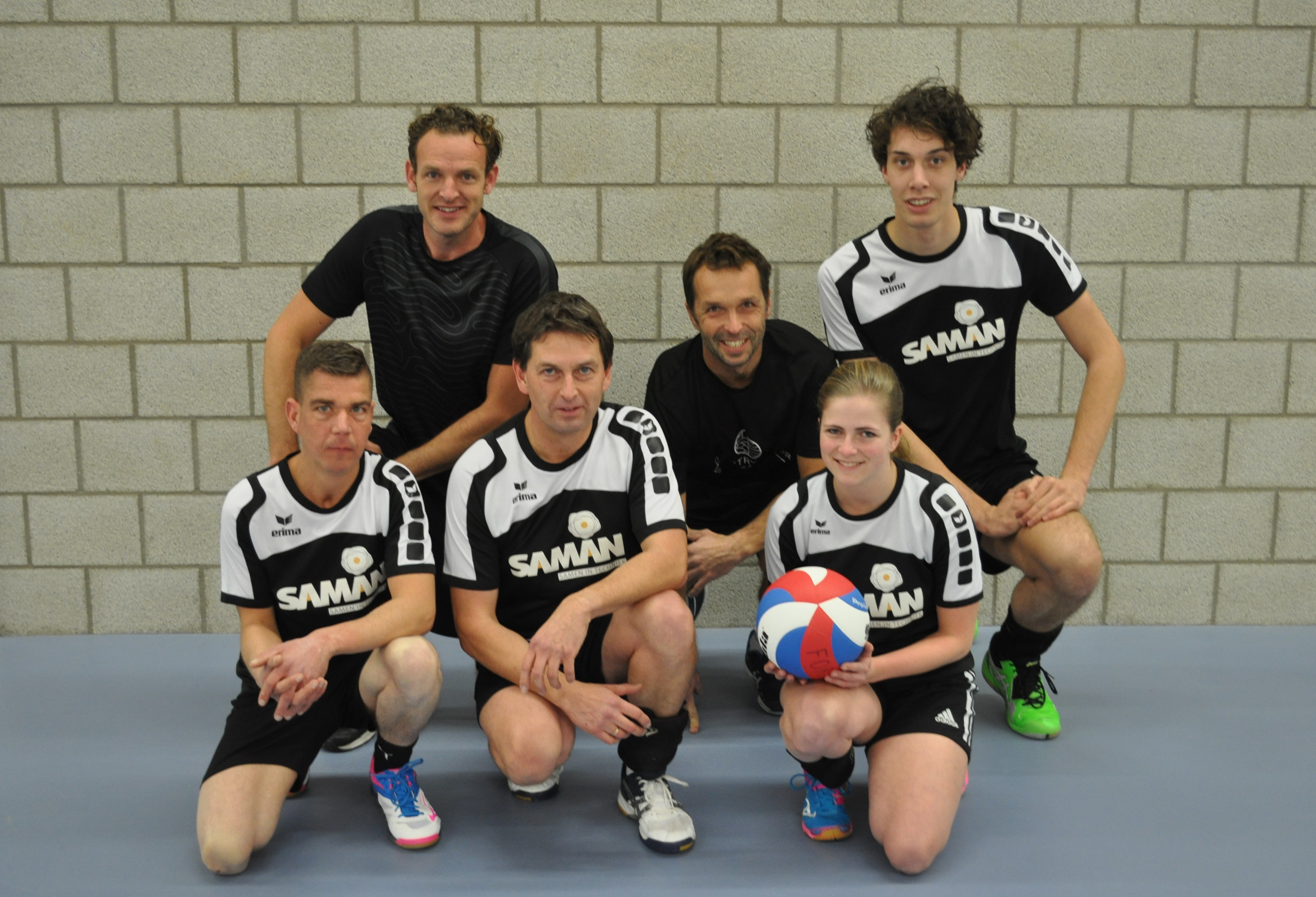 Saman Groep Zierikzee volleybal Forza