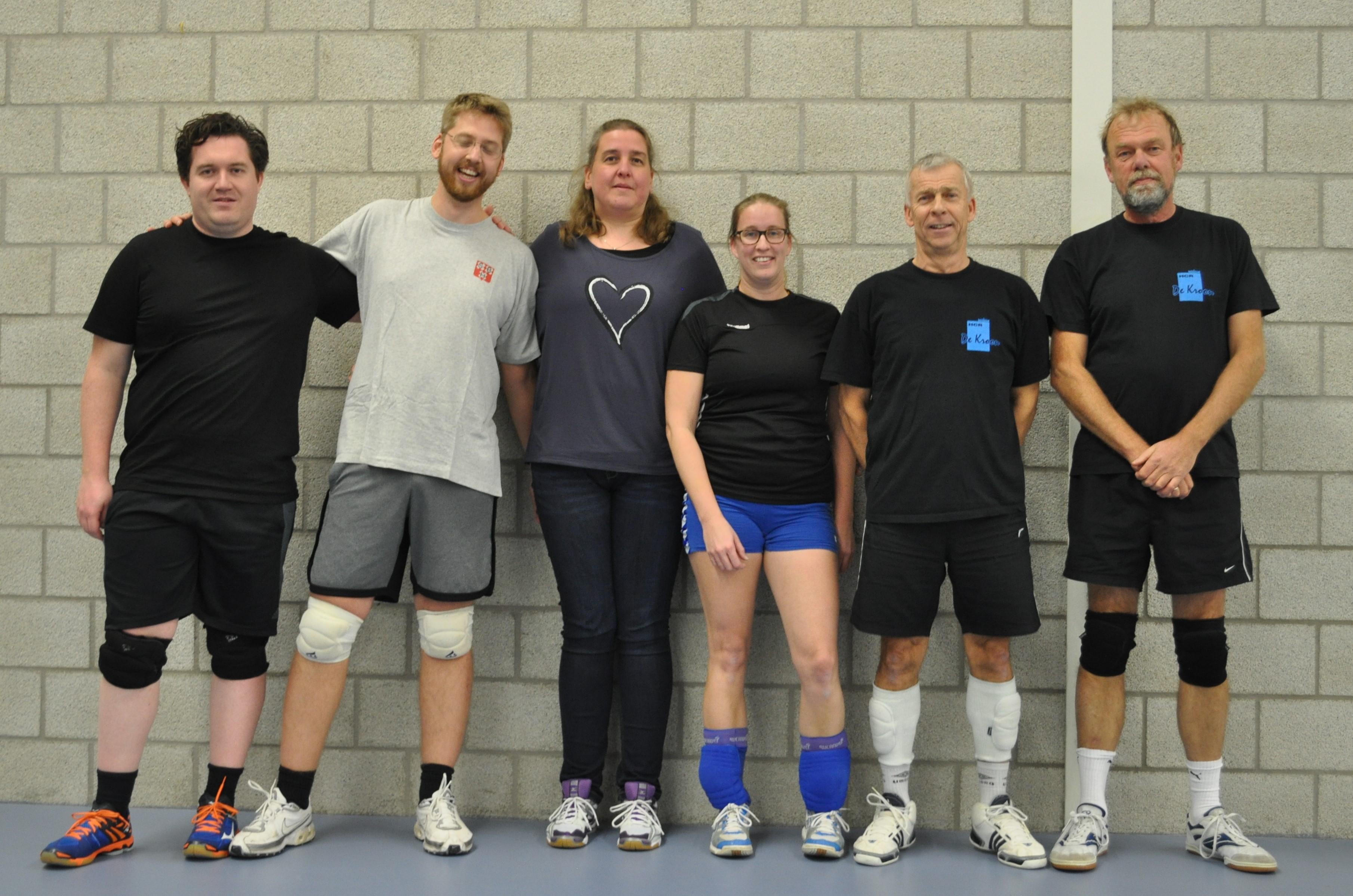VV Wiska forza volleybal