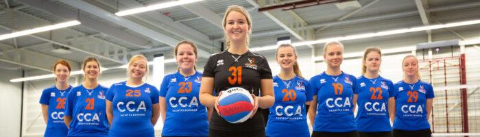 volleybal vereniging forza schouwen-duiveland dames 2