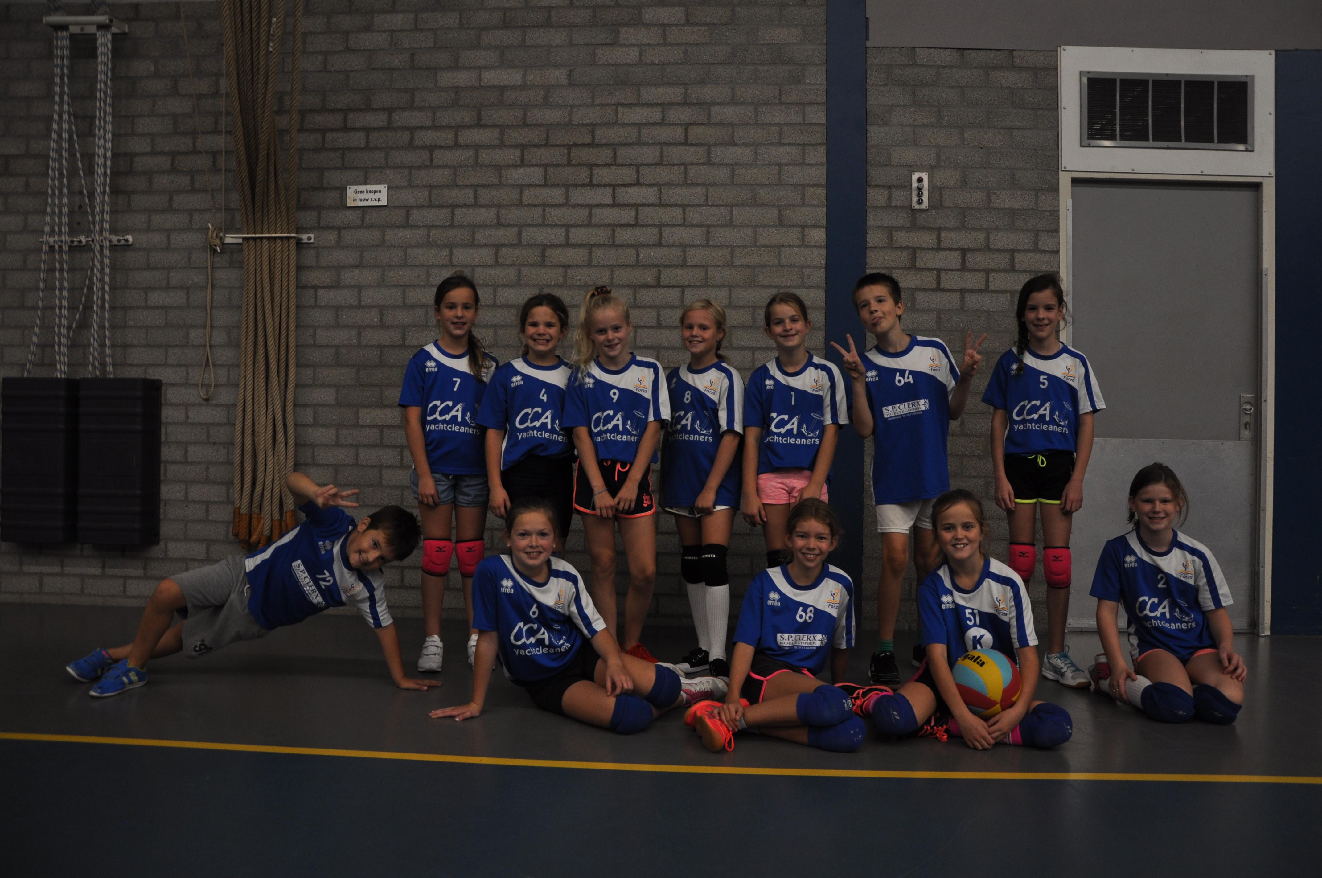 Volleybal Zierikzee Schouwen-Duiveland