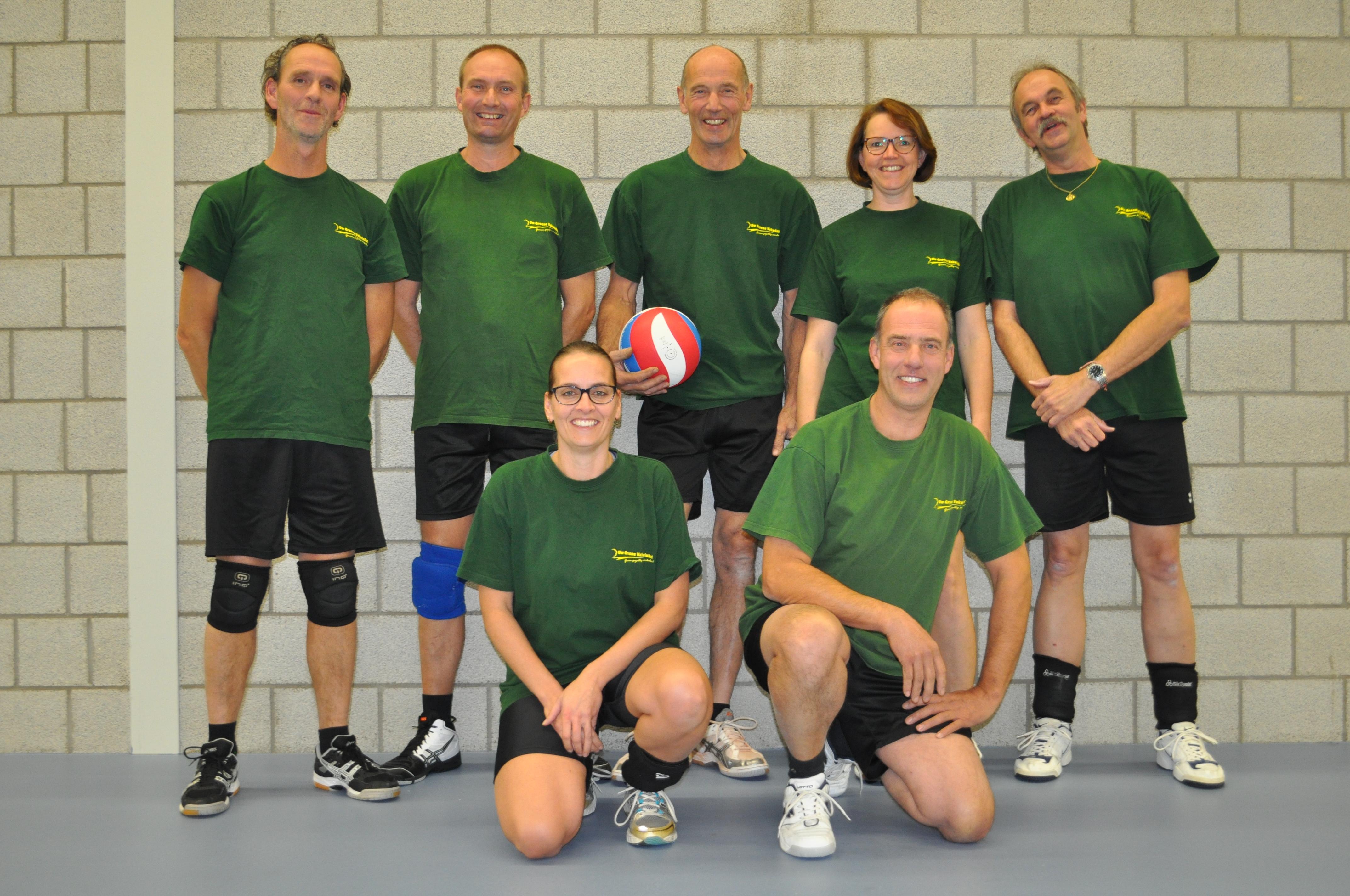 Uw groene vakwinkel Schuddebeurs Forza volleybal
