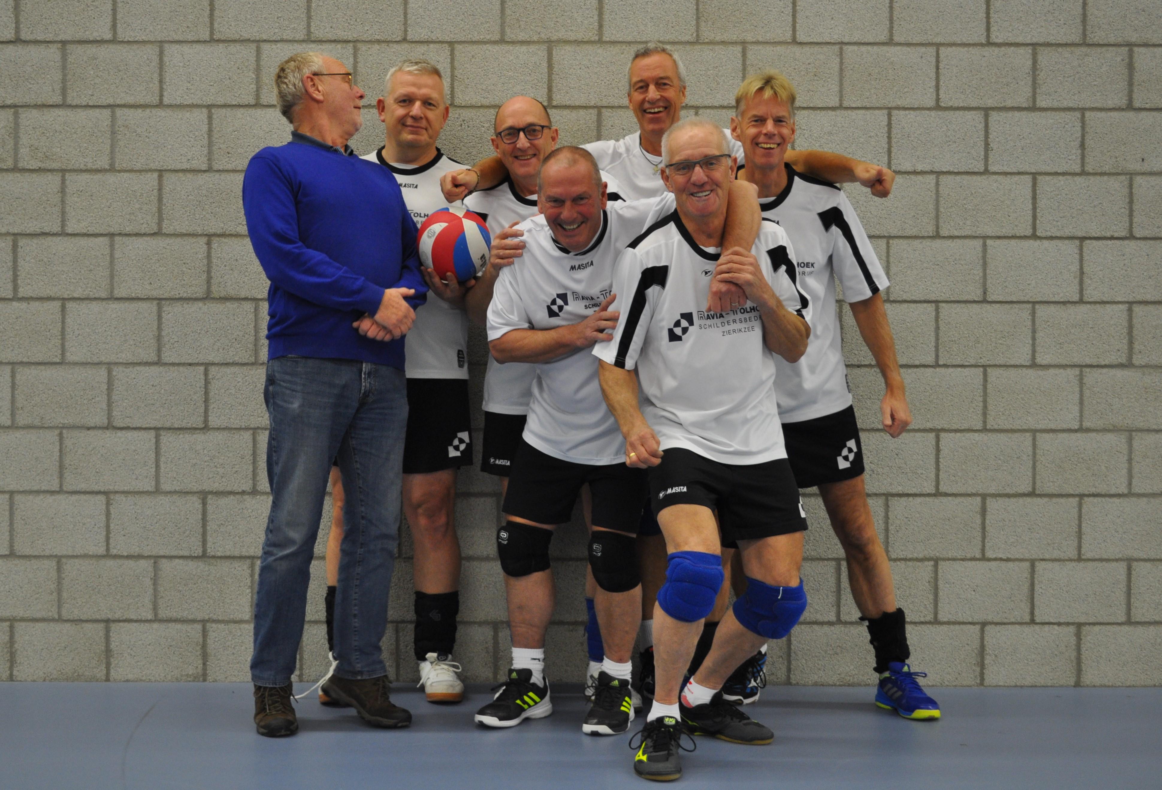 Ravia Tolhoek Schilders Forza Volleybal